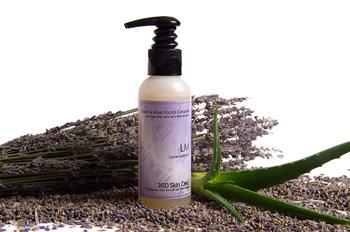 LavenderMint Shea & Aloe Facial Cleanser